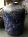 Vase with blue-purple glaze C5ce4511