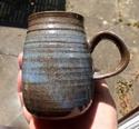 Studio pottery mug stamped J Doxey Img_2015