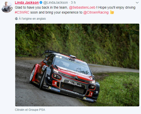 WRC He's back ! :-) 210