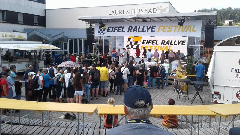 Eifel Rallye Festival 2017 20170724