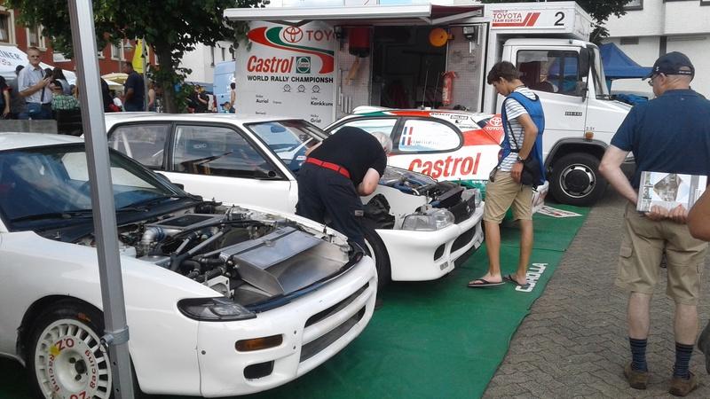Eifel Rallye Festival 2017 20170731
