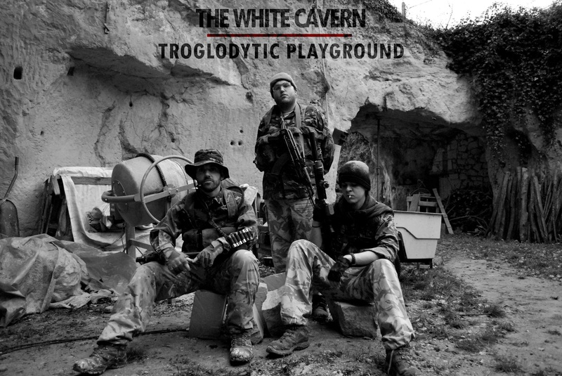 Partie CATS White Cavern 17/09/17 - Invitation SAS72 - [FULL] 15625711