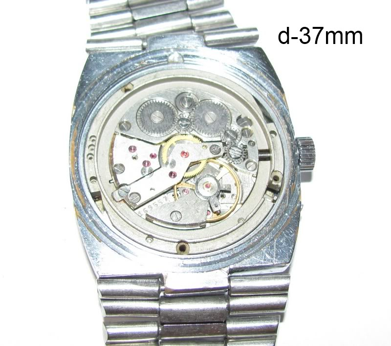 slava automatique  Watch110