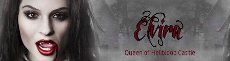 Elvira Queen of Hellblood Castle Elvira12