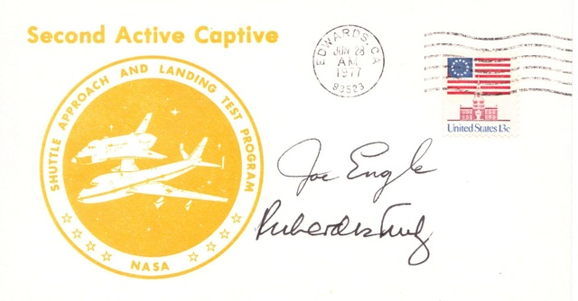 Programme Navette Spatiale - Rares documents, photos, inédits, etc ... 1977_010