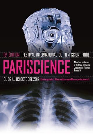 13ème Festival Pariscience du 2 au 9 octobre 2017 à Paris 1_affi10