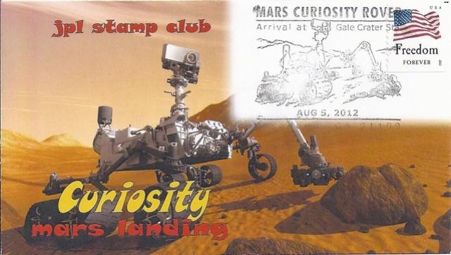 Curiosity - Des traces de vie sur la planète Mars ? 2012_010