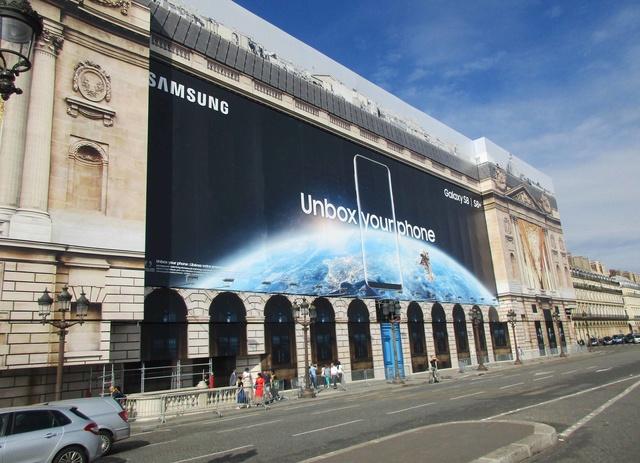 L'Hôtel de la Marine à Paris ''s'offre'' une publicité spatiale pour sa rénovation Img_0114