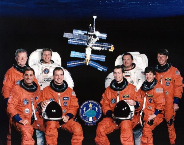 20ème anniversaire de la mission STS-86 Sts-8610