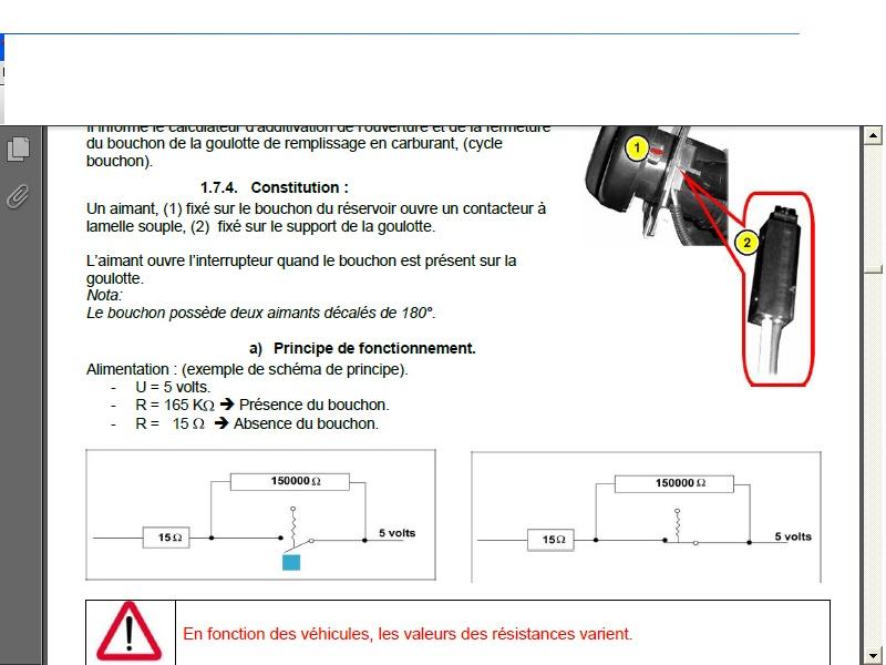 [ Peugeot 407 SW 2.2 HDI 136 an 2004 ] Fumée noire / marron a l'accélération  Fap_bm10