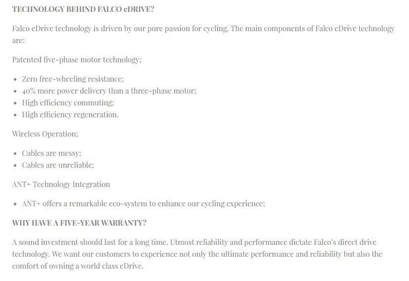 "Trike Rambler EVO (moteur ""5 phases"") A20"