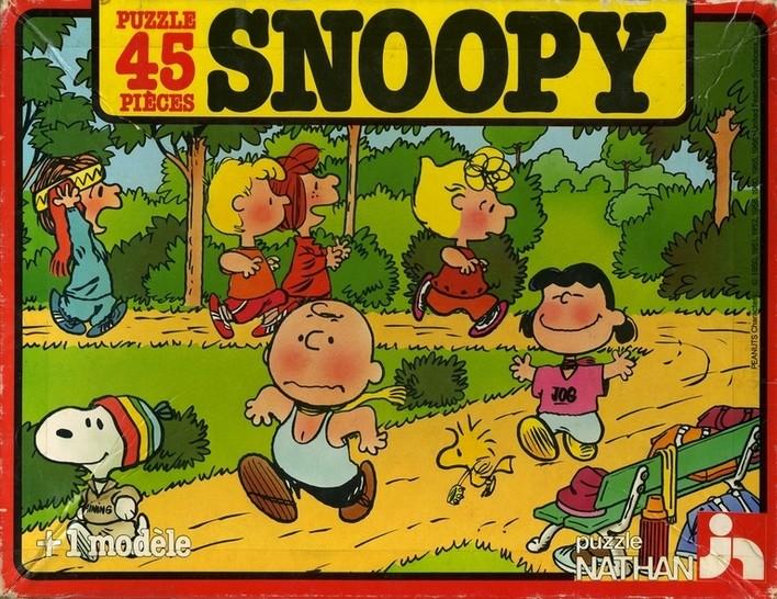 Echanges PuzzlesBD Snoopy10