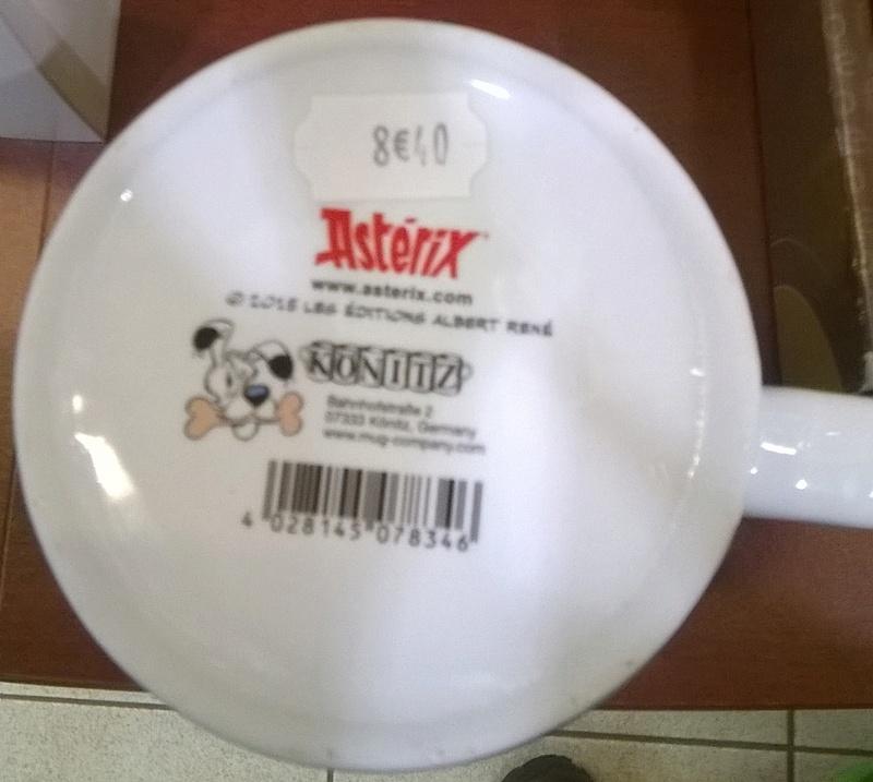 Mugs Astérix - Konitz Wp_20110