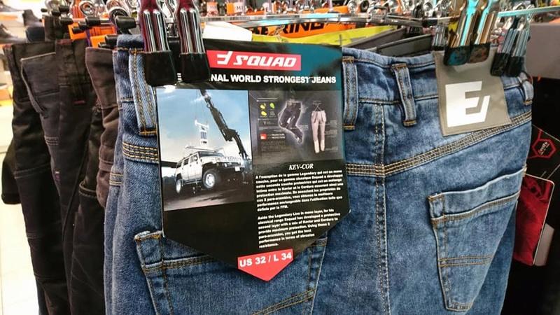 Le Hummer c'est du solide ! Lisez ca ! ilssuspendent un 4x4 Hummer® à un jean ! 21558510