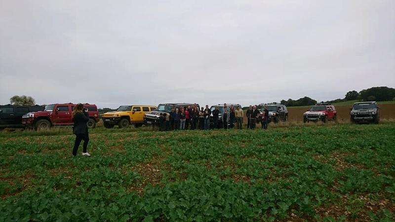 Photos & vidéos Ronde d'automne en Bourgogne avec le Club Hummerbox (89110) Yonne Octobre 2017 22196110