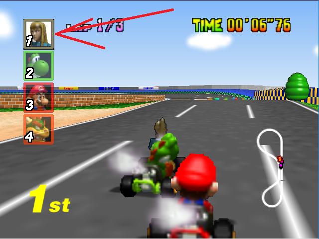 [N64] Mario Kart 64, études et TP - Page 3 211