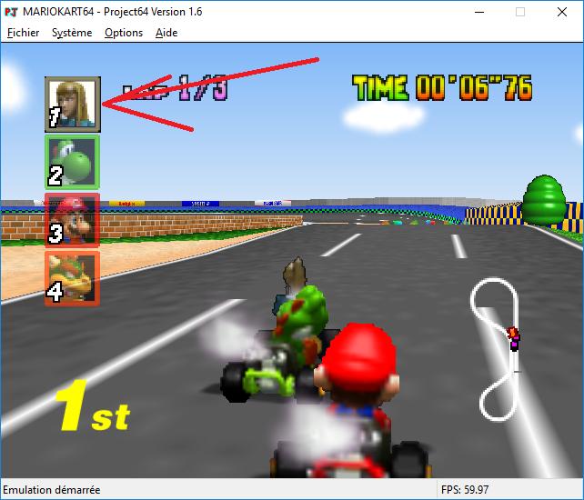 [N64] Mario Kart 64, études et TP - Page 3 Zz210