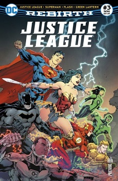 Justice League Rebirth 3 aout 2017 Justic12