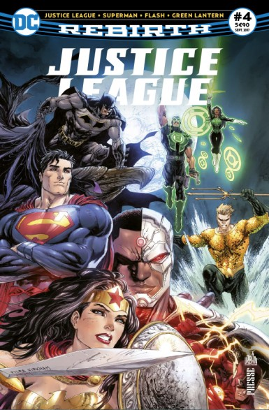 Justice League Rebirth 4 septembre 2017 Justic13