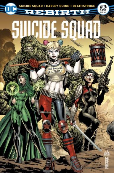 Suicide Squad Rebirth 3 septembre 2017 Suicid12