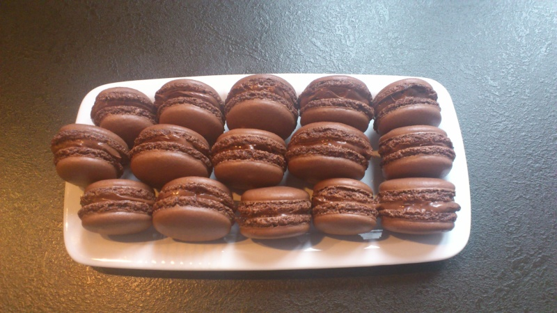 Mes Macarons :-p Dsc_0711