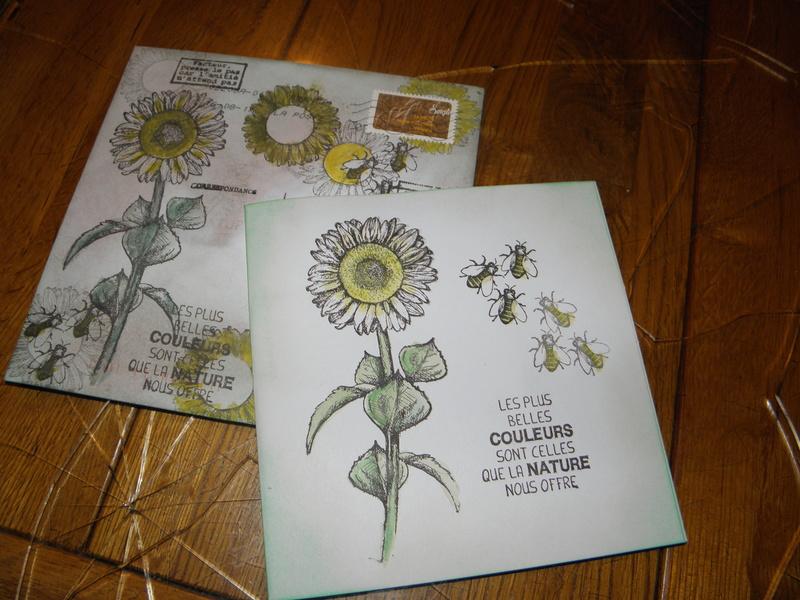 La ronde des mail art et art journal proposé par Chiara - Page 5 P1011515