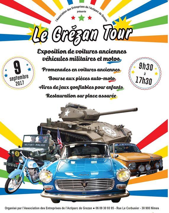 Nîmes Grezan tour 2017 09 septembre 2017 Grezan10