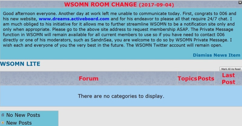 ~It's Official~  WSOMN  is CLOSED Permanently!  9/4/17 Wsomn_12