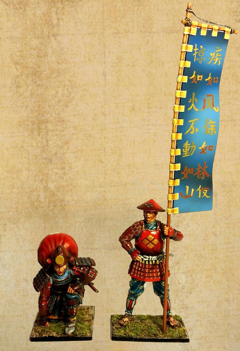 Samourais du clan Oda - Sengoku Jidai - Bataille d'Okehazama - 1560 First_10