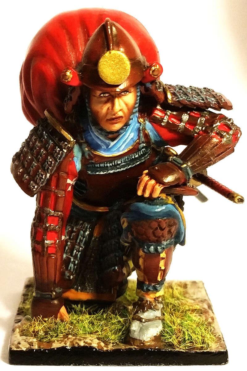 Samourais du clan Oda - Sengoku Jidai - Bataille d'Okehazama - 1560 Messag10