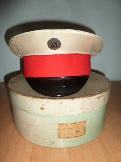 Casquette Russie impériale, marine? P1500738