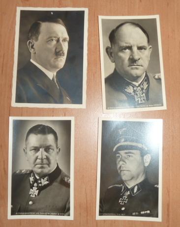 Ordres, médailles, insignes, Ritterkreuzträger, Naginatas, 17ème Hussard de Braunschweig, Mein Kampf, Fahrtenmesser HJ, croix de fer, insignes régimentaires...... P1530334