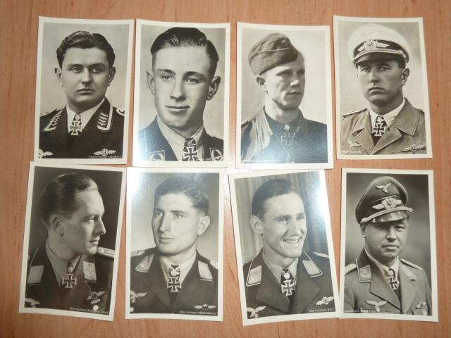 Ordres, médailles, insignes, Ritterkreuzträger, Naginatas, 17ème Hussard de Braunschweig, Mein Kampf, Fahrtenmesser HJ, croix de fer, insignes régimentaires...... P1530337