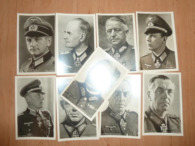 Ordres, médailles, insignes, Ritterkreuzträger, Naginatas, 17ème Hussard de Braunschweig, Mein Kampf, Fahrtenmesser HJ, croix de fer, insignes régimentaires...... P1530338