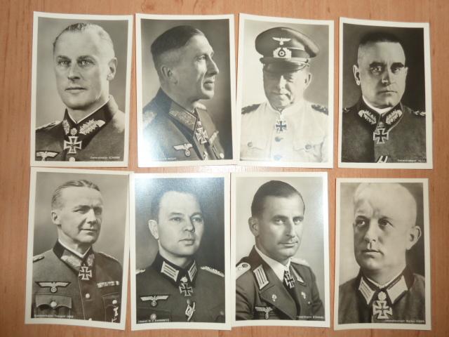 Ordres, médailles, insignes, Ritterkreuzträger, Naginatas, 17ème Hussard de Braunschweig, Mein Kampf, Fahrtenmesser HJ, croix de fer, insignes régimentaires...... P1530339