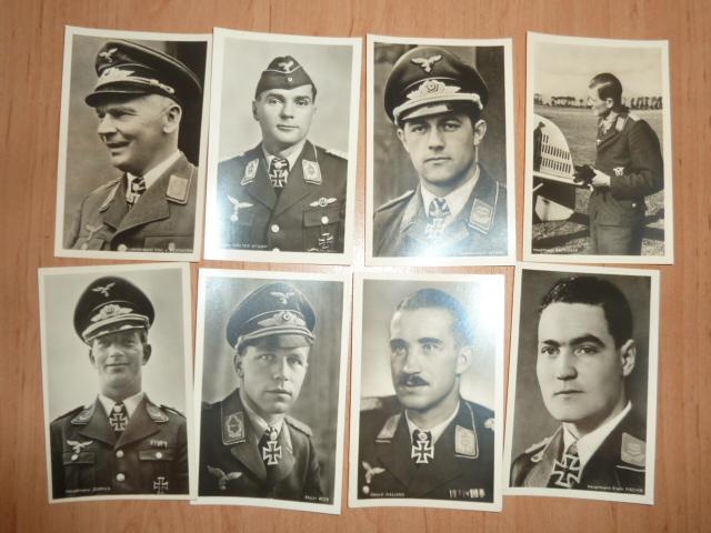 Ordres, médailles, insignes, Ritterkreuzträger, Naginatas, 17ème Hussard de Braunschweig, Mein Kampf, Fahrtenmesser HJ, croix de fer, insignes régimentaires...... P1530340