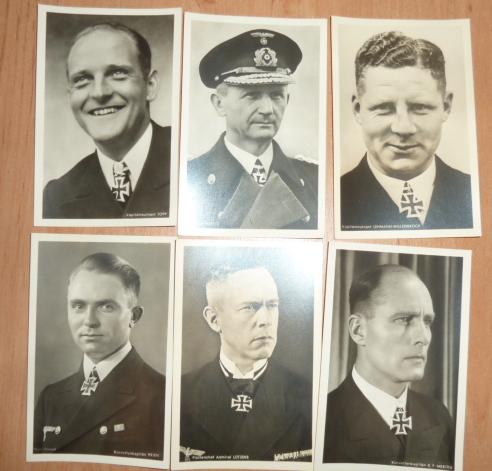 Ordres, médailles, insignes, Ritterkreuzträger, Naginatas, 17ème Hussard de Braunschweig, Mein Kampf, Fahrtenmesser HJ, croix de fer, insignes régimentaires...... P1530341