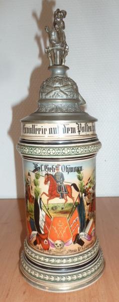 Ordres, médailles, insignes, Ritterkreuzträger, Naginatas, 17ème Hussard de Braunschweig, Mein Kampf, Fahrtenmesser HJ, croix de fer, insignes régimentaires...... P1530342