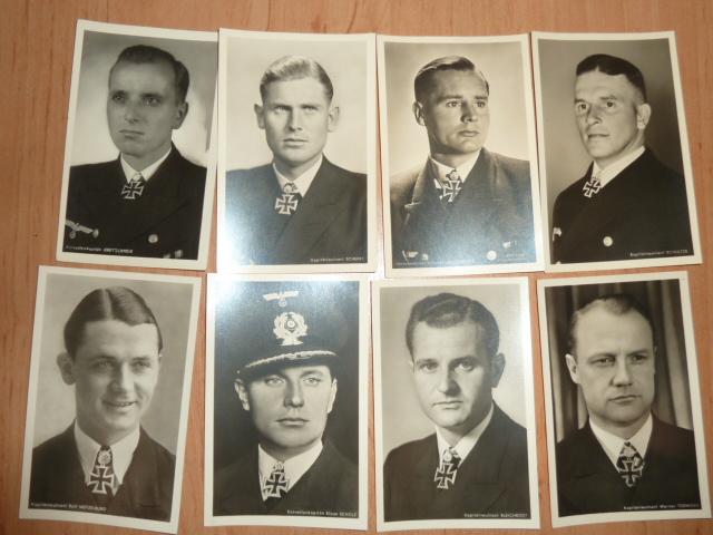 Ordres, médailles, insignes, Ritterkreuzträger, Naginatas, 17ème Hussard de Braunschweig, Mein Kampf, Fahrtenmesser HJ, croix de fer, insignes régimentaires...... P1530343