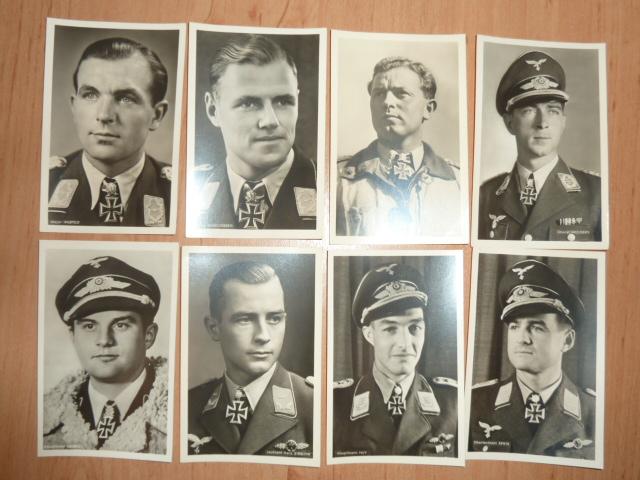 Ordres, médailles, insignes, Ritterkreuzträger, Naginatas, 17ème Hussard de Braunschweig, Mein Kampf, Fahrtenmesser HJ, croix de fer, insignes régimentaires...... P1530346