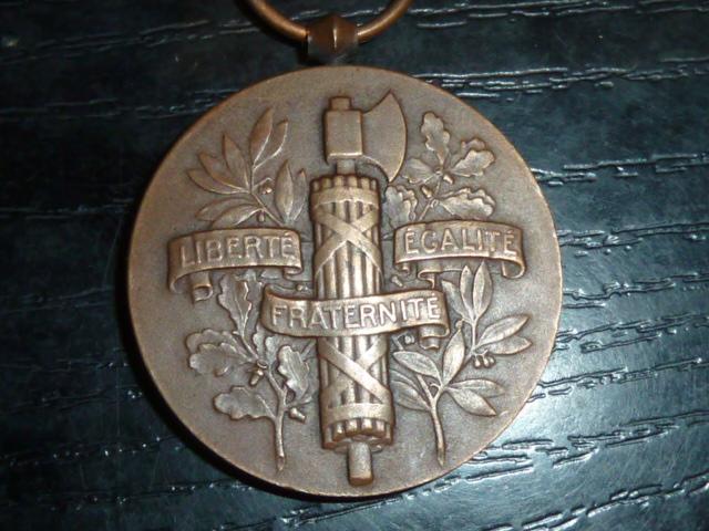"""Médaille """"Fidélité"""" 1922 P1530612"""