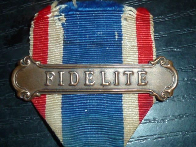 """Médaille """"Fidélité"""" 1922 P1530614"""