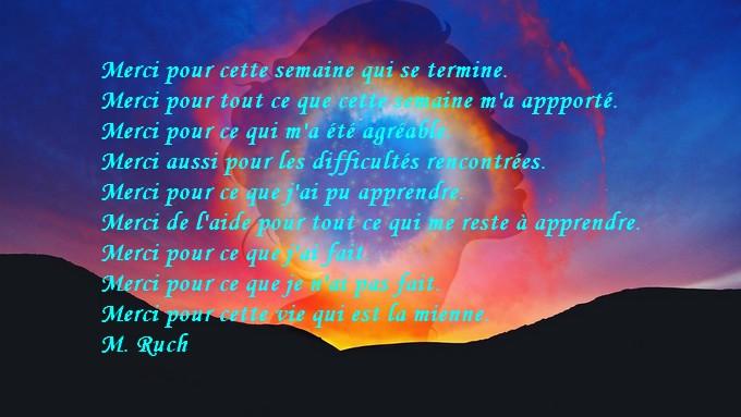 Newsletter du 10 octobre 2017 du Jardin du Rêve Merci_10