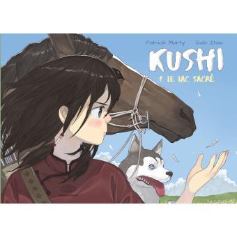 Kushi – Tome 1 : Le lac sacré [Marty, Patrick et Zhao, Golo]  Kushi_10