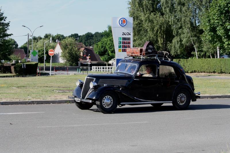 105e Rendez-Vous de la Reine - Rambouillet, le 16 juillet 2017 Img_2921