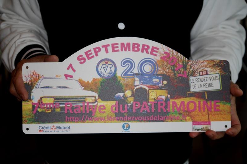 7ème Rallye du Rendez-Vous de la Reine le 17 septembre 2017 Img_3631
