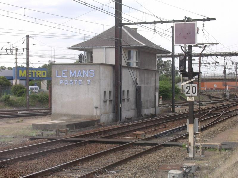Gare du Mans (PK 211) 06010