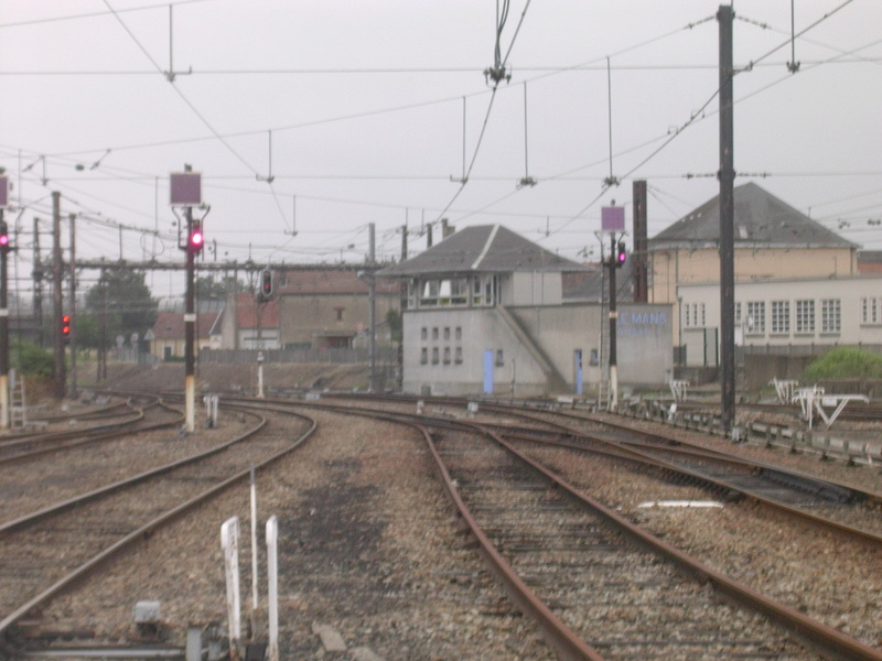 Gare du Mans (PK 211) 10110