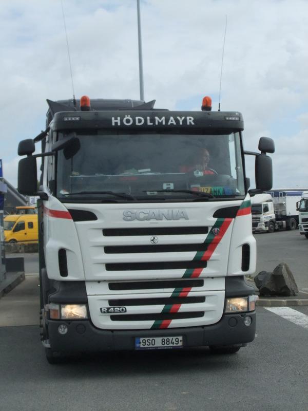 Parcs transporteurs routiers 111