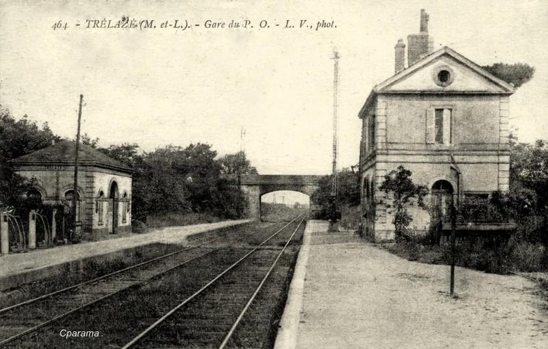 Gare de Trélazé (PK 336,5)  13879711